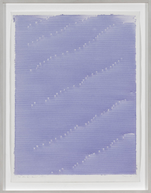 , 'Radical Writings, Dal libro del silenzio AX-1,' 1983, P420