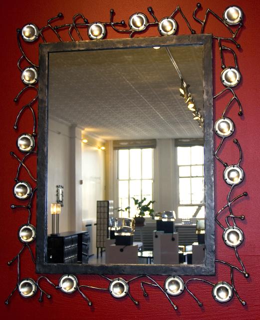 , 'Silver Mirror,' 2012, Cristina Grajales Gallery