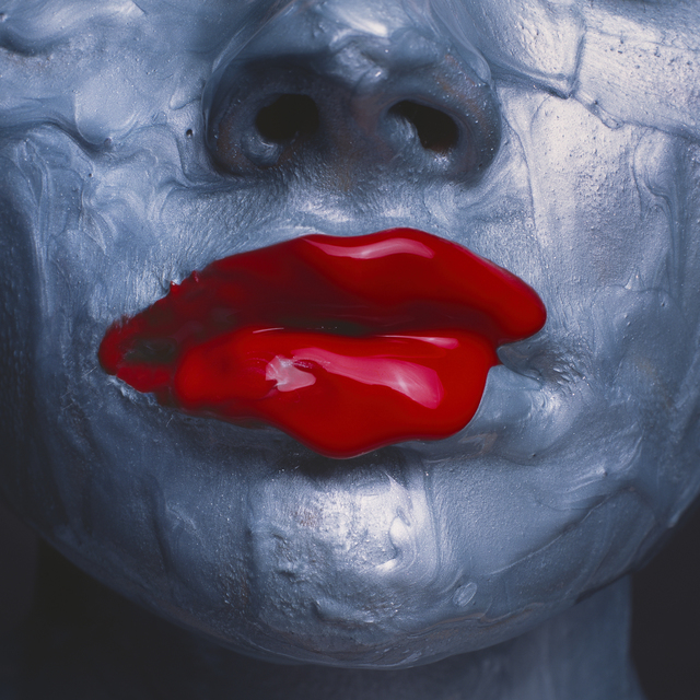 , 'Red Lips,' ca. 2018, Samuel Lynne Galleries