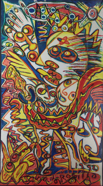 , 'They Landed,' , Salomon Arts Gallery