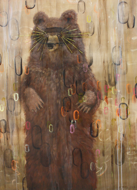 , 'Seer (Bear),' , Gail Severn Gallery