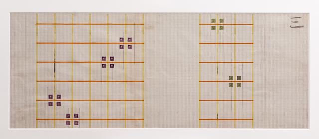 , 'Meisen textile pattern, Japanese, Taisho period,' 1923, Micheko Galerie