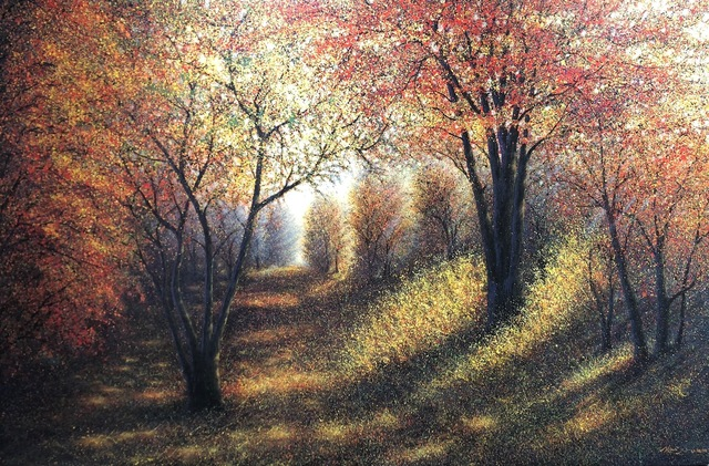 , 'The Season Of Love- Autumn Trail II,' 2009, Art WeMe Contemporary Gallery