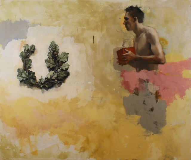, 'The Gift,' 2019, Albemarle Gallery