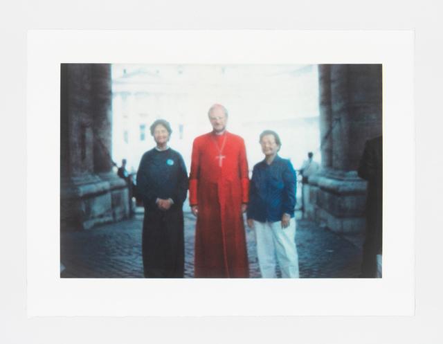 Danh Vō, 'Kardinal', 2010, Print, Photogravure, BORCH