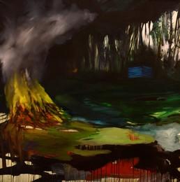 Romain Bernini, 'Construction n°8', 2007, Painting, Oil on canvas, Galerie Françoise Besson
