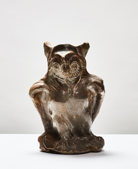 , 'Great Horned Owl,' 1890, Jason Jacques Gallery