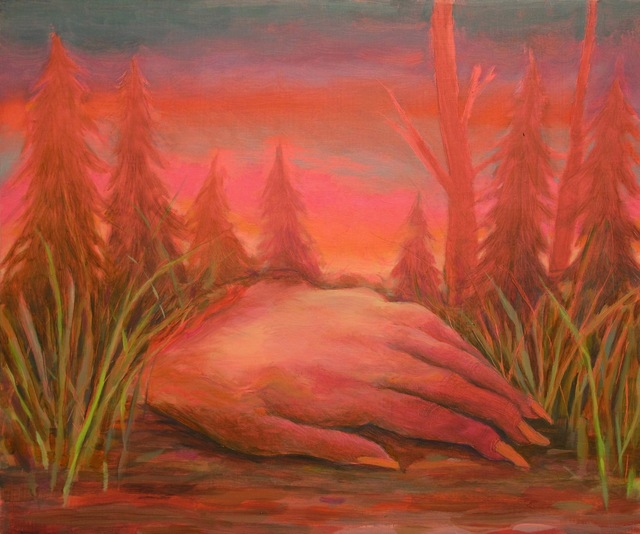 , 'Witch Hand,' 2013, Asya Geisberg Gallery