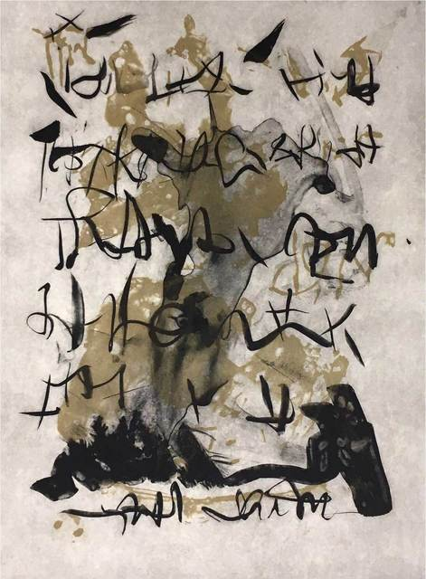 , 'Sounds I,' 2016, Warnock Fine Arts