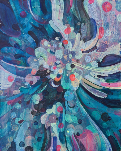 , 'Flown,' 2015, Gallery EM