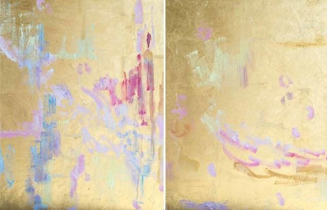 , 'Rapture Part I and II,' 2015, Madelyn Jordon Fine Art