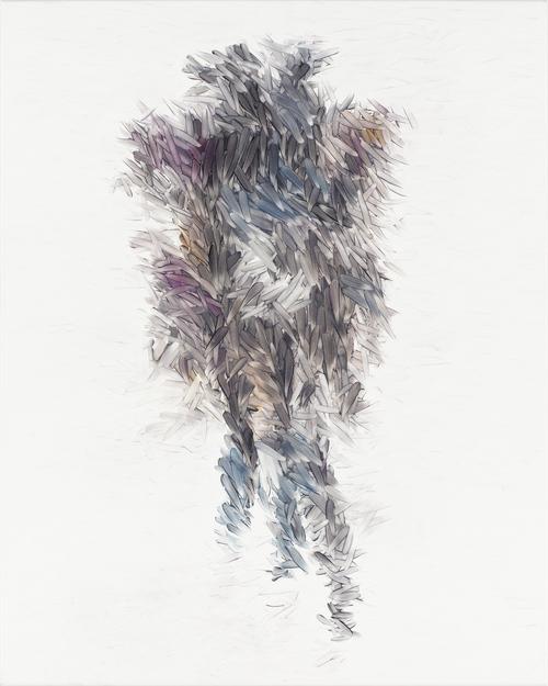 , '#02122,' 2016, NUNU FINE ART