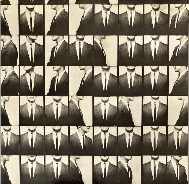 Andy Warhol, 'Rare original Andy Warhol record art', 1964, Lot 180