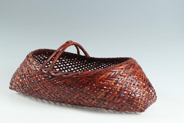, 'Bamboo Basket (T-3724),' Heisei era (1989-present) ca. 2005, Erik Thomsen