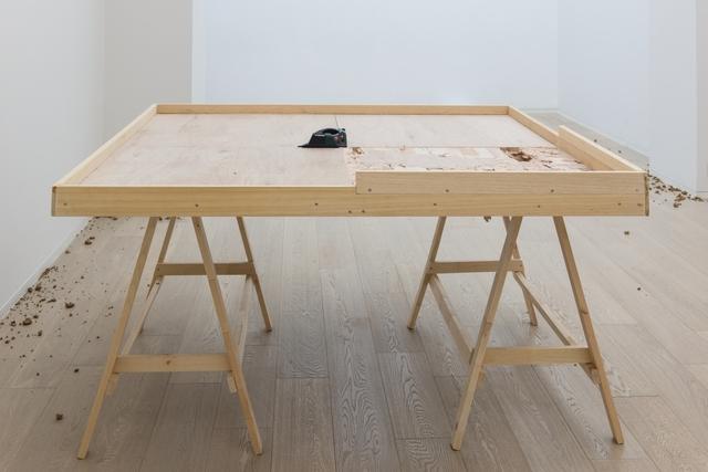 , 'Choque de ordem 3 [Clash of order 3],' 2013, Simon Lee Gallery