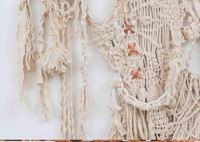 Tanya Aguiñiga, 'Mend', 2015, Volume Gallery