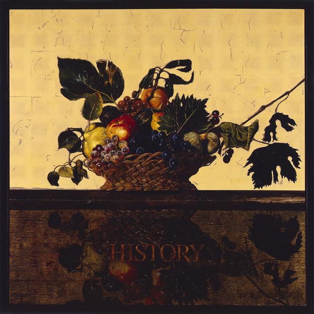 David Bierk, 'A Eulogy, after Caravaggio', 1999, Nancy Hoffman Gallery