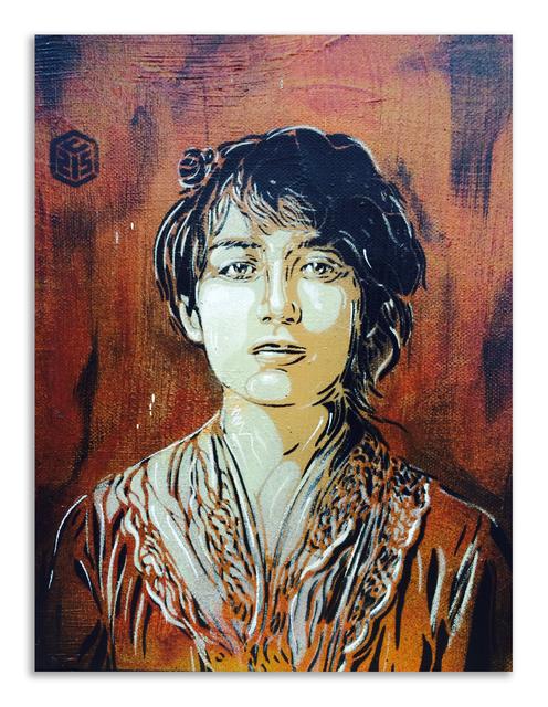 , 'Camille Claudel,' 2014, StolenSpace Gallery