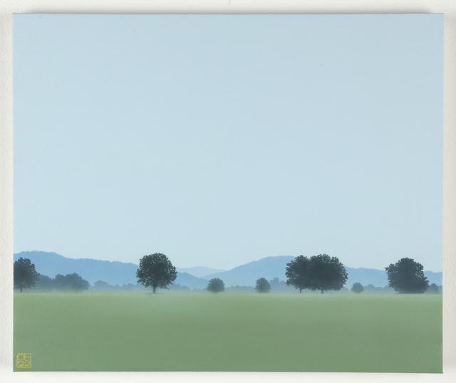 , 'Paddy Field,' 2017, GALLERY MoMo