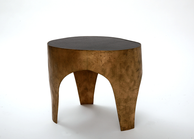 Jacques Jarrige, 'Bronze COFFEE TABLE  or SIDE TABLE by Jacques Jarrige', 2006, Valerie Goodman Gallery