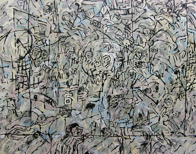 , 'Body Check,' 2017, Gallery Baton