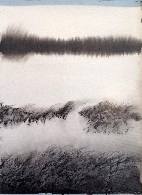 Jose Antonio Choy, 'Hsu, esperar. Venturoso cruzar las aguas tranquilas  - From the series The Ways of the I Ching', 2013, Octavia Art Gallery
