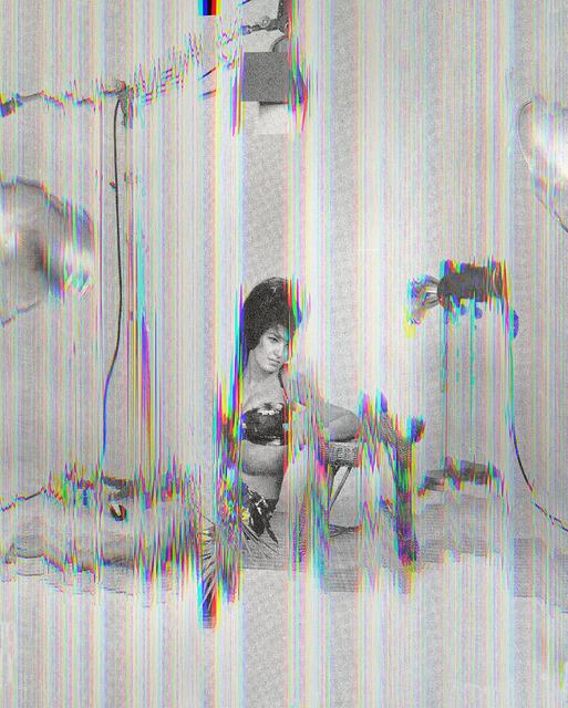 , 'Lighting Test Woman (Darkroom Manual),' 2014, Cooper Cole Gallery