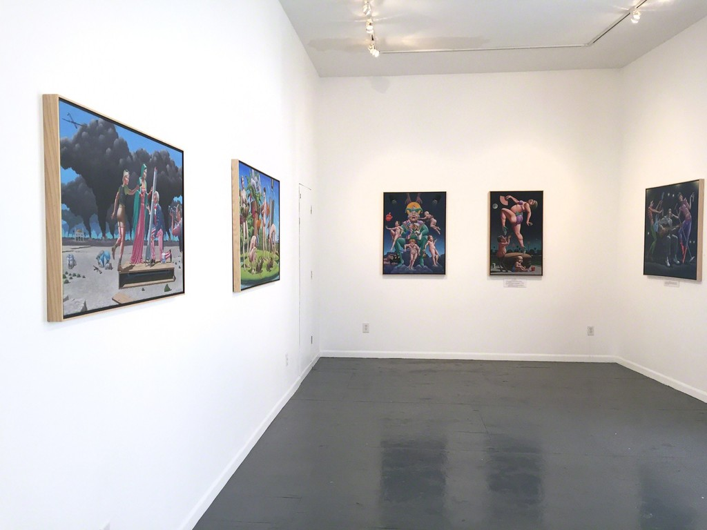 Mac Mechem: A Few Social Comments at Transmission Gallery