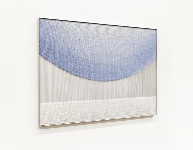 Mimi Jung, 'Pale Blue Ellipse and White Rectangle', 2019, Carvalho Park