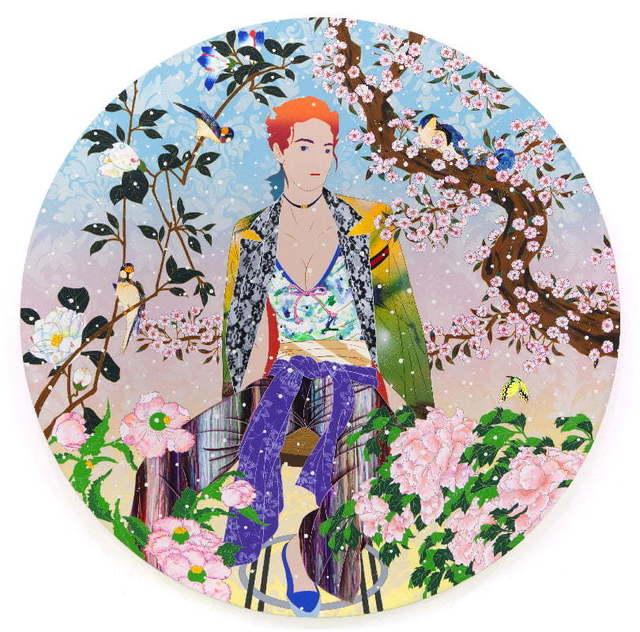 Tomokazu Matsuyama, 'Jaded Sunshine', 2019, Gin Huang Gallery