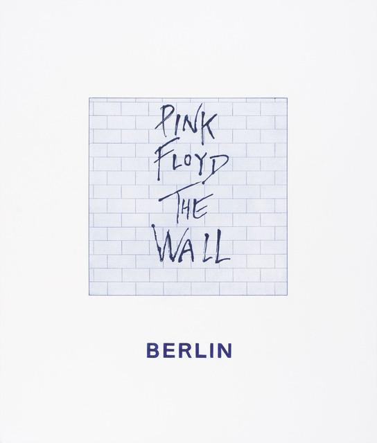 , 'Nel blu dipinto di blu (Berlin),' 2015, MLF | MARIE-LAURE FLEISCH