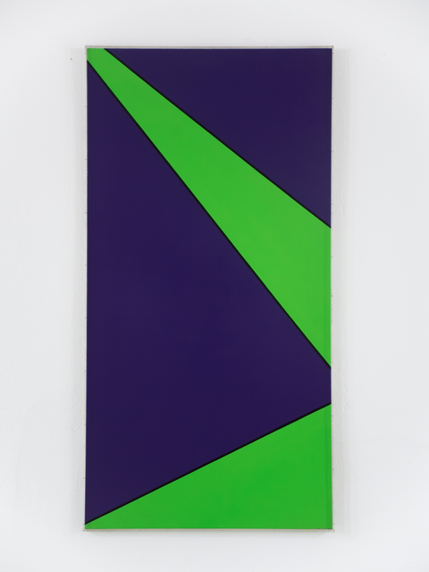 Olle Baertling, 'yoyasa', 1970, Painting, Oil on canvas, Edition & Galerie Hoffmann