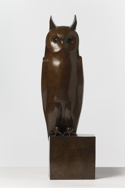 , 'Long-eared Owl,' 2012, Galerie Dumonteil