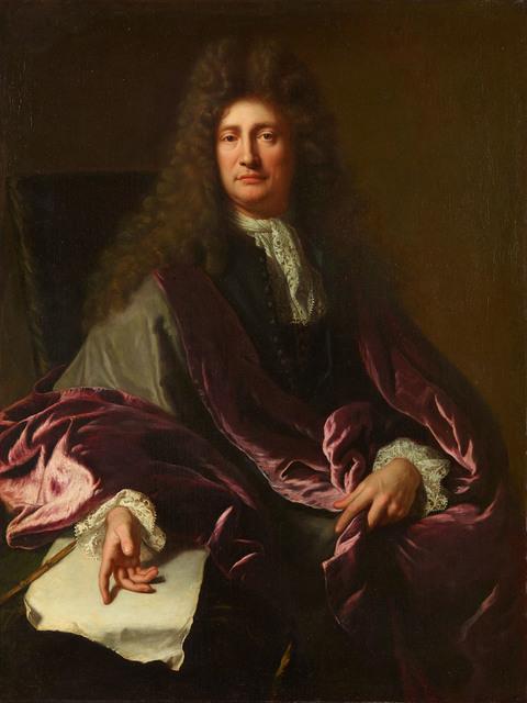 , 'Portrait of Charles de La Fosse,' , Château de Versailles