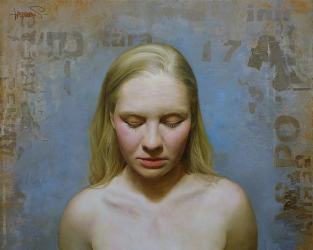 , 'Audrey,' 2013, Gallery Henoch