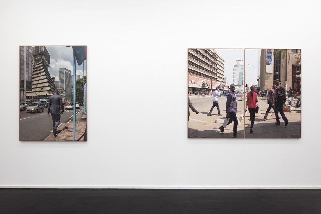 Guy Tillim, Museum of the Revolution, 2019, installation view, photo: Thomas Bruns