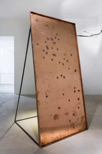 , 'Precious Metal No.3,' 2017, de Sarthe Gallery