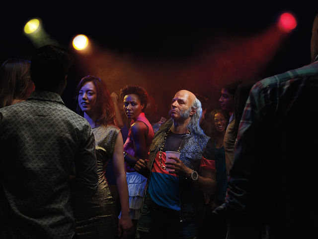 , 'At the Disco, From the Series 'Maybe',' 2014, East Wing