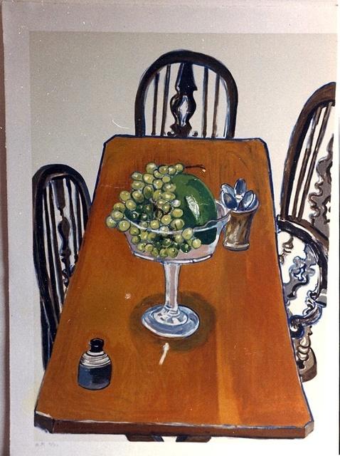 , 'Jar from Samarkand,' 1982, Sragow Gallery