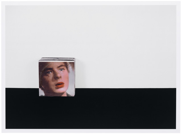 Anne Collier, 'Crying', 2005, Photography, Chromogenic print, Guggenheim Museum