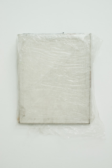 , 'Mailed Painting 95 Sydney - Pittenweem - München - Berlin - Medellín - Siegen - Berlin - Madrid,' 2008, Barbara Gross