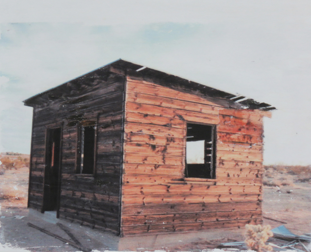 , 'Belmont Cabin,' 2018, Asher Grey Gallery
