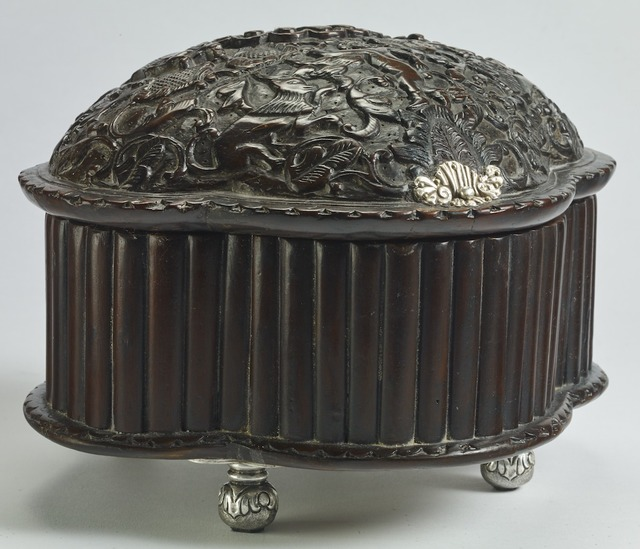 , 'coquera,' XVIII century, Diptych Fine Arts