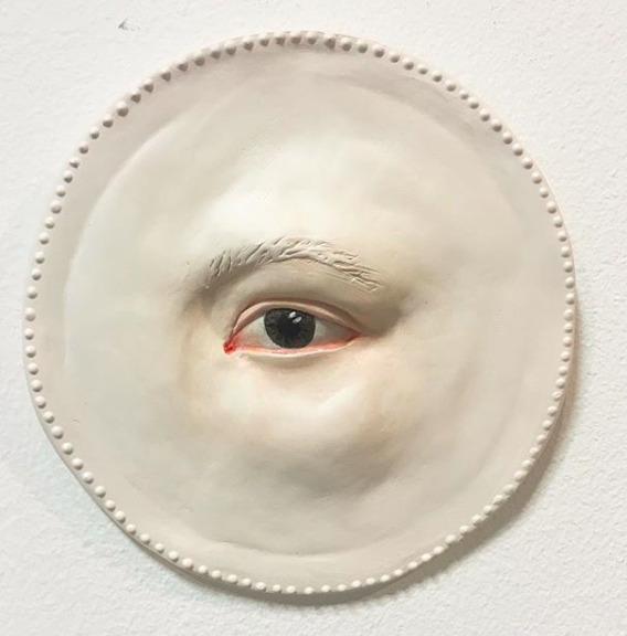 , 'Scheming,' 2018, Coagula Curatorial