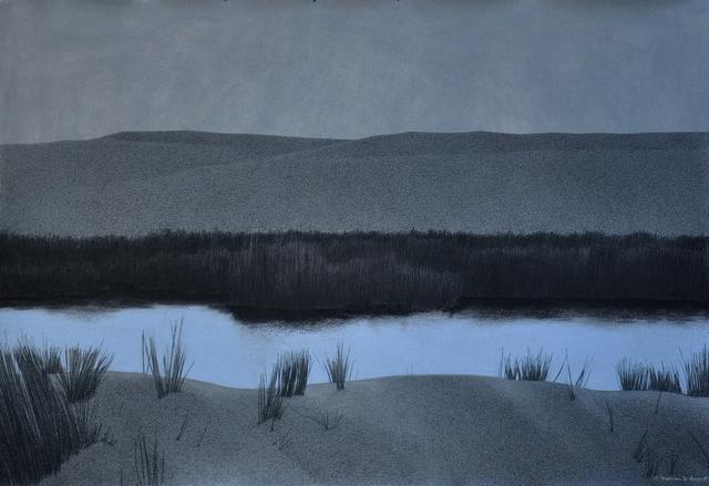 , 'Landscape 12,' 2015, Hafez Gallery