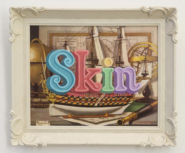 , 'Skin,' 2016, Joshua Liner Gallery