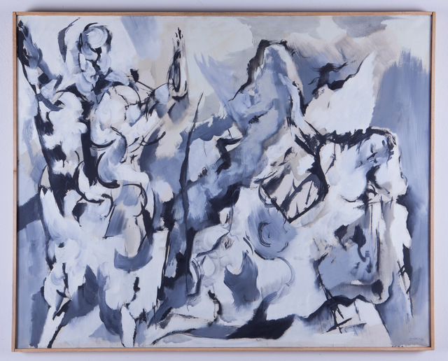 , 'Drawing Canvas,' 1958, Frederick Holmes and Company