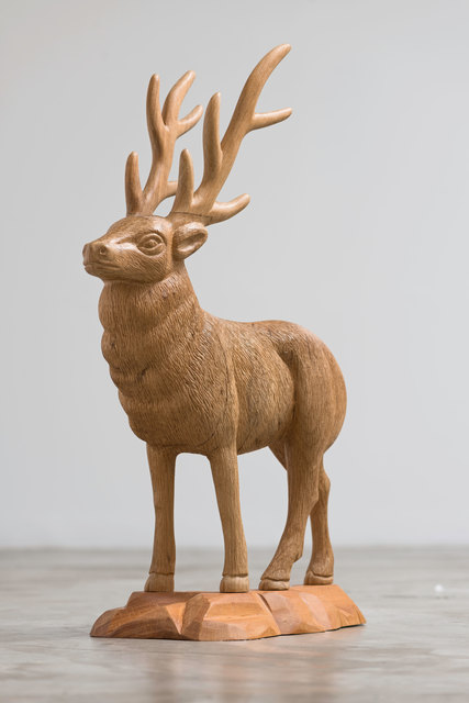 , 'Animais Lentos (Veado) [Slow Animals (Deer)],' 2014, Casa Triângulo
