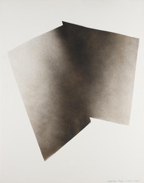 , 'Untitled,' 1979, Christine König Galerie