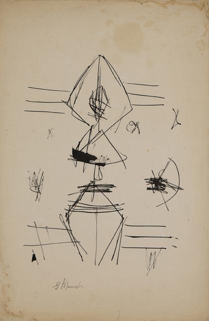 , 'Untitled (Figure 3),' ca. 1975, Aicon Gallery